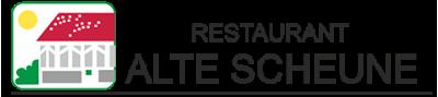 Restaurant Alte Scheune